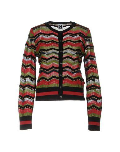 M Missoni Cardigan In Red
