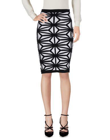 Dsquared2 Knee Length Skirt In Black