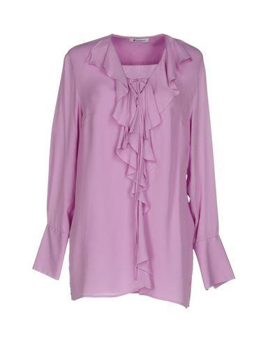 Dondup Shirts In Light Purple