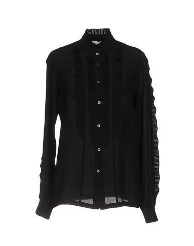 Paul & Joe Silk Shirts & Blouses In Black