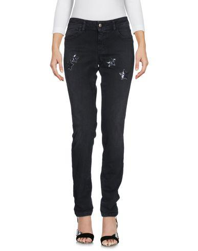 Just Cavalli Denim Pants In Steel Grey