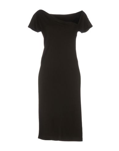 Dsquared2 Knee-length Dresses In Dark Brown