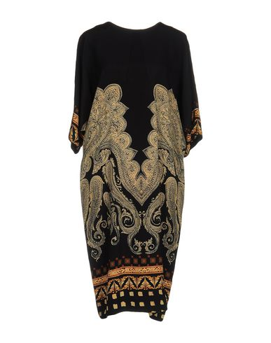 Etro Knee-length Dress In Black