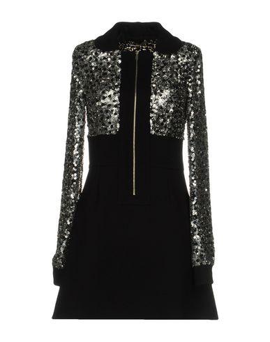 Michael Kors Short Dresses In Black