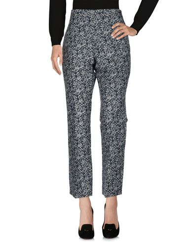 Marni Casual Pants In Steel Grey