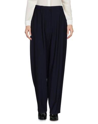 Acne Studios Casual Pants In Dark Blue
