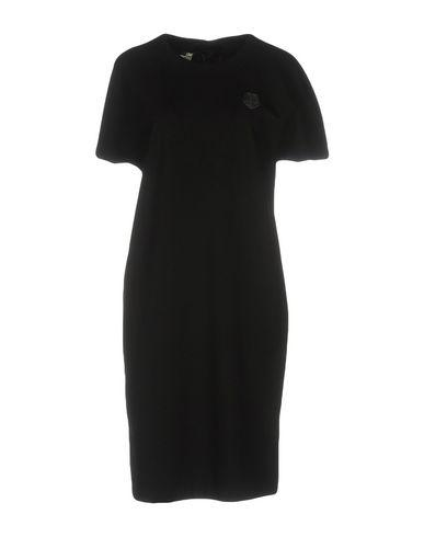 Love Moschino Knee-length Dress In Black