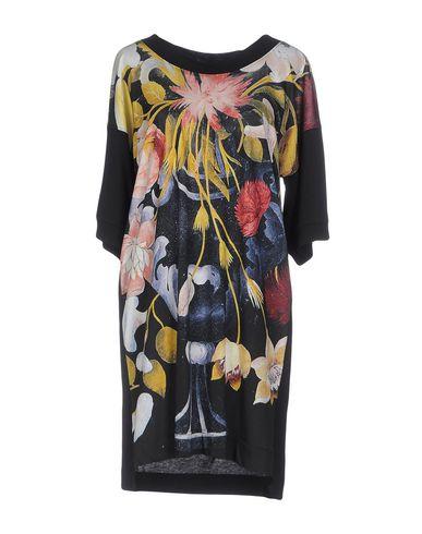 Vivienne Westwood Anglomania Short Dress In Black