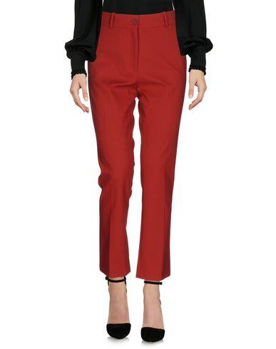 Jil Sander Casual Pants In Red
