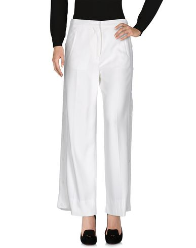 Acne Studios Casual Pants In White