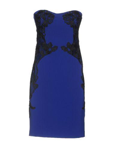 Diane Von Furstenberg Short Dresses In Blue