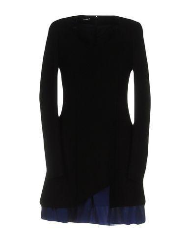 Jil Sander Short Dresses In Black