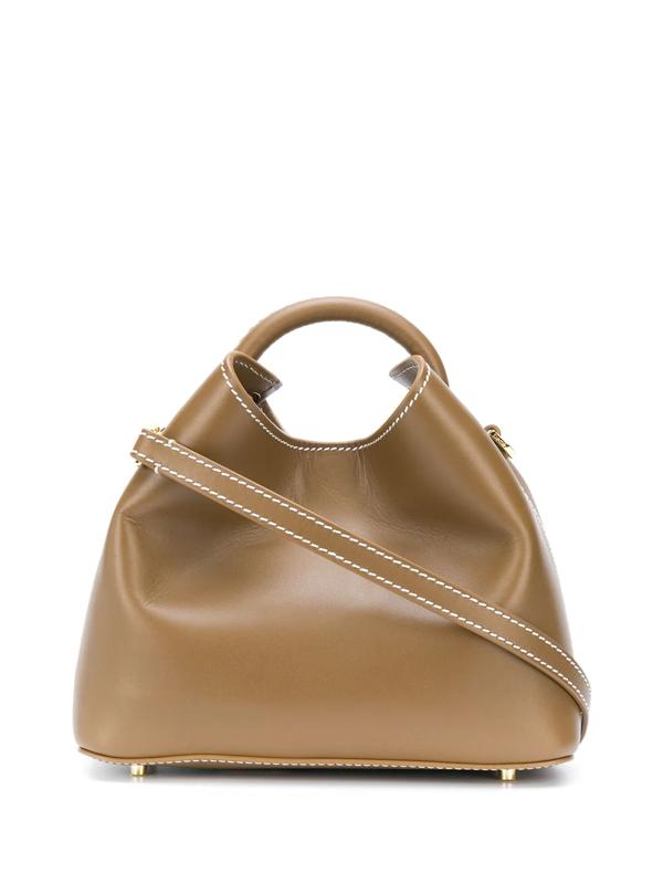 Elleme Baozi Tote Bag In Brown