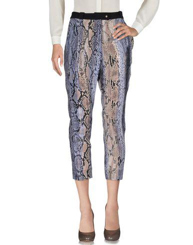 Just Cavalli Casual Pants In Lilac