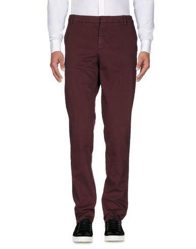 Kenzo Casual Pants In Maroon