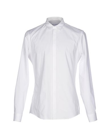 Dondup Shirts In White