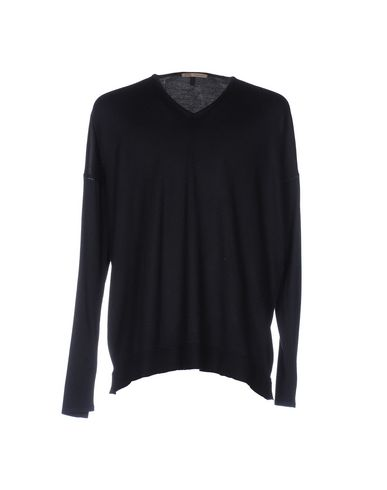 Dondup Sweaters In Dark Blue