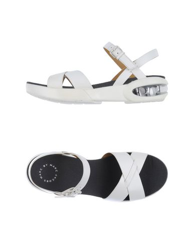 Marc By Marc Jacobs Sandals In White
