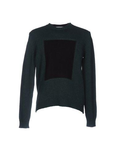 Msgm Sweater In Green