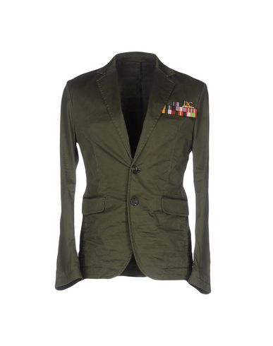 Dsquared2 Blazers In Military Green