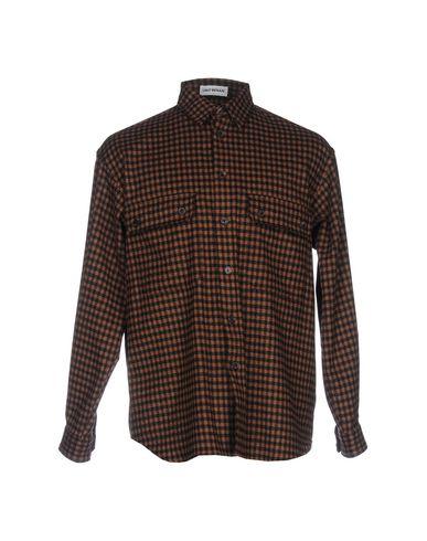 Umit Benan Shirts In Brown