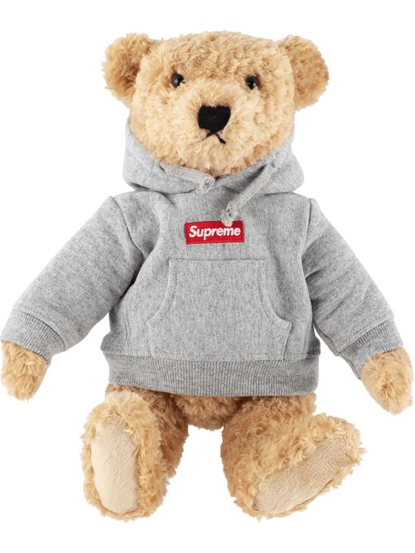Supreme Steiff Bear In Neutrals