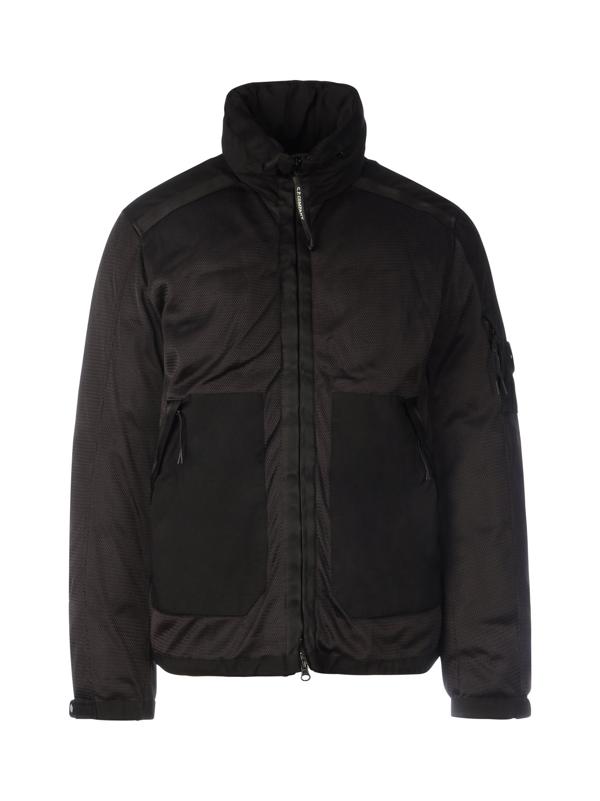 C.p. Company Urban Jacket In Black