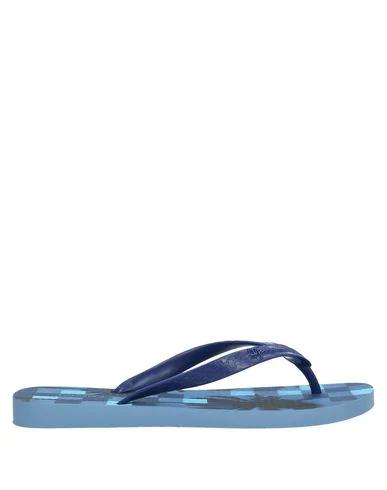 Ipanema Flip Flops In Blue
