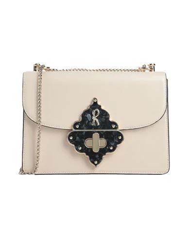 Roberta Di Camerino Cross-body Bags In White