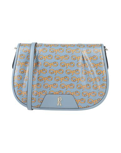 Roberta Di Camerino Cross-body Bags In Blue