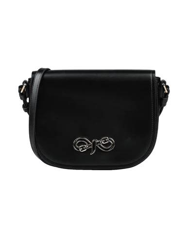 Roberta Di Camerino Cross-body Bags In Black