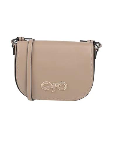 Roberta Di Camerino Cross-body Bags In Brown
