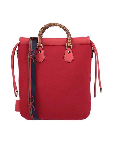 Roberta Di Camerino Cross-body Bags In Red