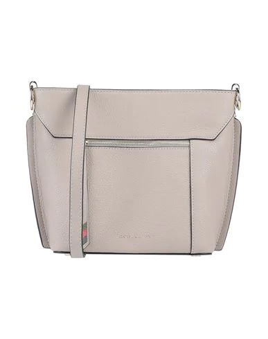 Roberta Di Camerino Cross-body Bags In Gray