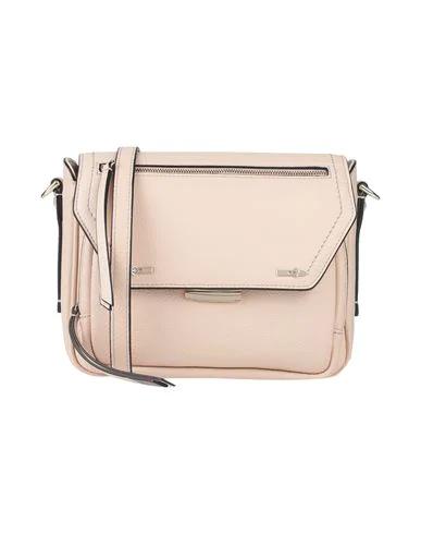 Roberta Di Camerino Cross-body Bags In Pink