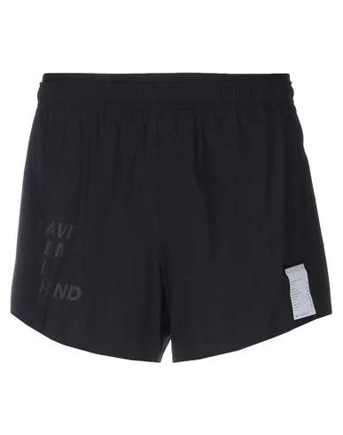 Satisfy Shorts & Bermuda In Black