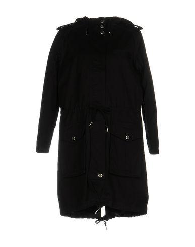 Marc By Marc Jacobs Parka In Black