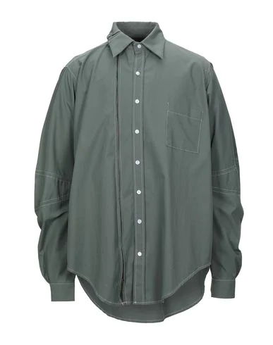 Afterhomework Shirts In Military Green