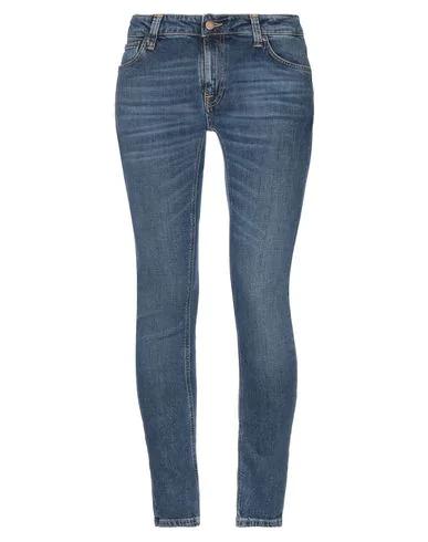 Nudie Jeans Denim Pants In Blue