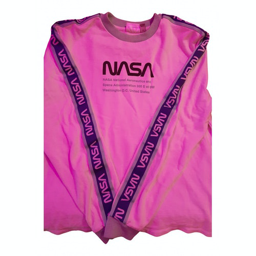Pre-owned Nasa Seasons White Cotton Knitwear & Sweatshirts
