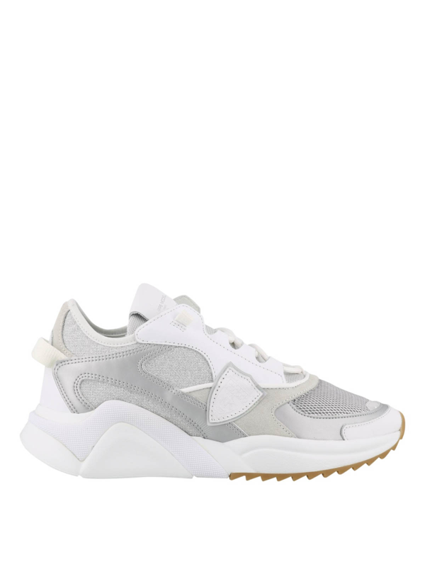 Philippe Model Eze Sneakers In White