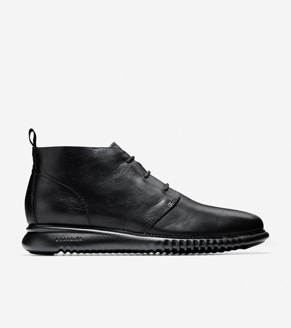 Cole Haan 2.zerogrand Chukka Boot In Black