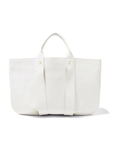 Clare V Handbag In White