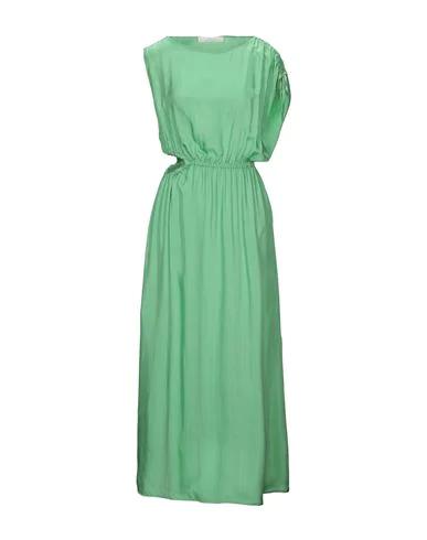 Tela Long Dress In Green