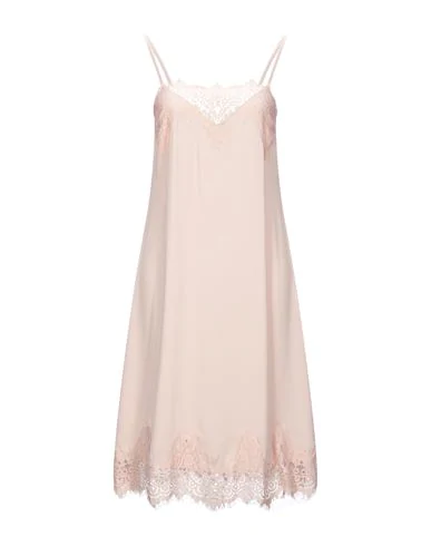 Aniye By Knee-length Dress In Pale Pink