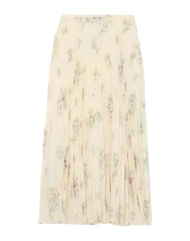 Joseph Midi Skirts In Ivory