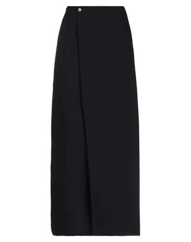 Mauro Grifoni Maxi Skirts In Black