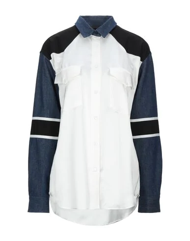 Levi's Patterned Shirts & Blouses In White