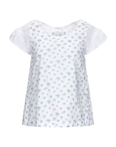 High By Claire Campbell Blouse In White