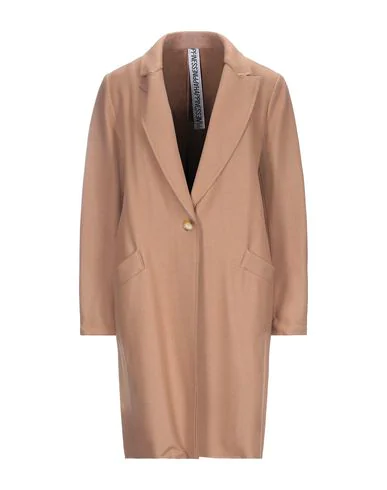 Happiness Coat In Camel